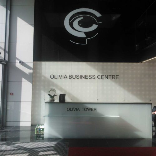 Olivia Business Centre - logo